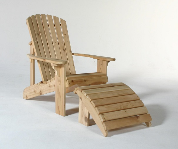 Adirondack Chair Footrest Plans Free