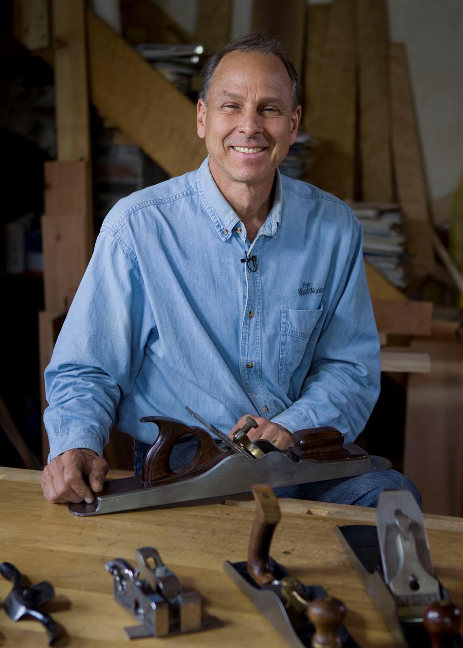 Guild Of Oregon Woodworkers Garrett Hack Working With